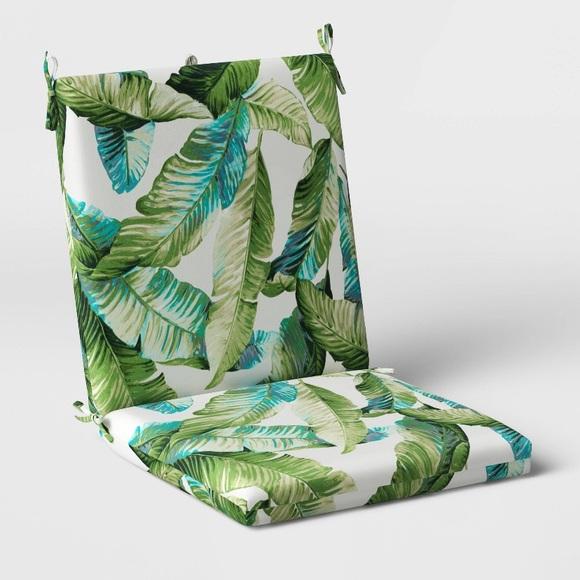 Tropical Threshold Outdoor Cushion